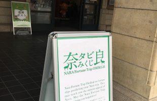 奈良タビみくじ