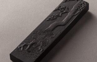 錦光園の墨 その③ 「琴鶴清風(きんかくせいふう)」