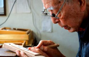 Introduction of Nara ink craftsmen