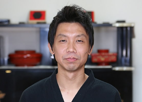 Atushi Nagano, 7th Generation Ink Artisan